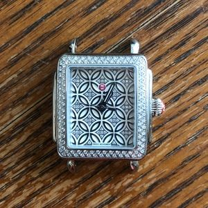 Michele Deco Diamond Limited Edition Watch Head